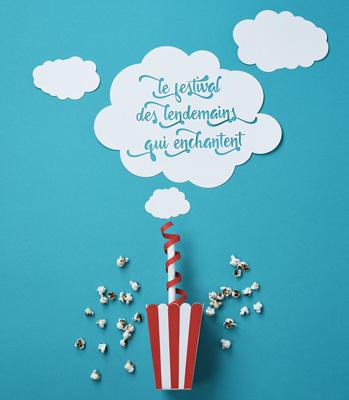 Julie Béal Graphiste Vierzon Affiche festibval des lendemains qui enchantent